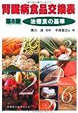 腎臓病食品交換表第8版治療食の基準