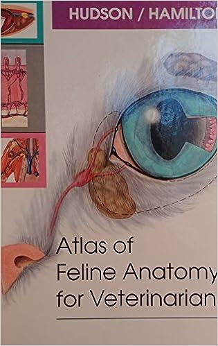Atlas of Feline Anatomy for Veterinarians: 9780721640044: Medicine ...