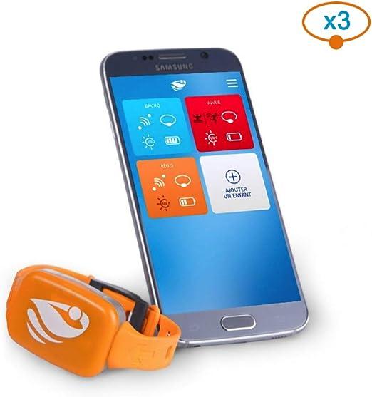 Bracelet de sécurité Piscine No stress Avec Application Smartphone ...