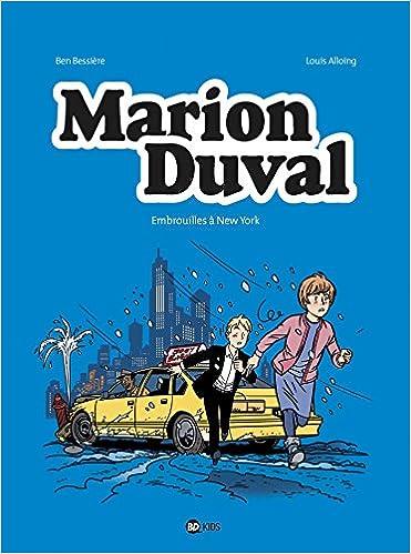 Marion Duval (27) : Embrouilles à New York