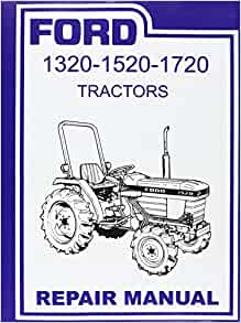 Ford 1320 Tractor Wiring Diagrams  Ford Tractor 12 Volt