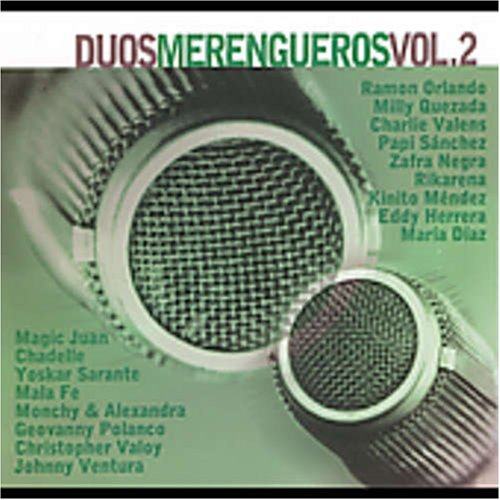 UPC 037629534029, Duos Merengueros Vol. 2