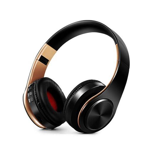 ZENWEN Auriculares Bluetooth InaláMbricos Auriculares ...