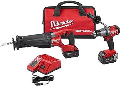 Milwaukee 2894-22 M18 Fuel 2-tool Combo Kit