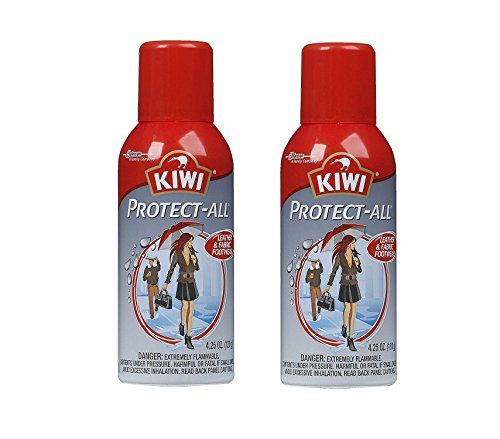 Kiwi Protect All Rain And Stain Repellant 2 Pack - 4.25 Oz