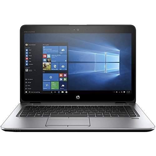 HP EliteBook 745 G3 14in Notebook PC - AMD A10-8700B 1.8GHz 8GB 256GB SSD Windows 10 Professional (Renewed) (Best Amd A10 Laptop)