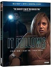 It Follows [Blu-ray + DVD + Digital Copy + Digital Soundtrack] (Bilingual)