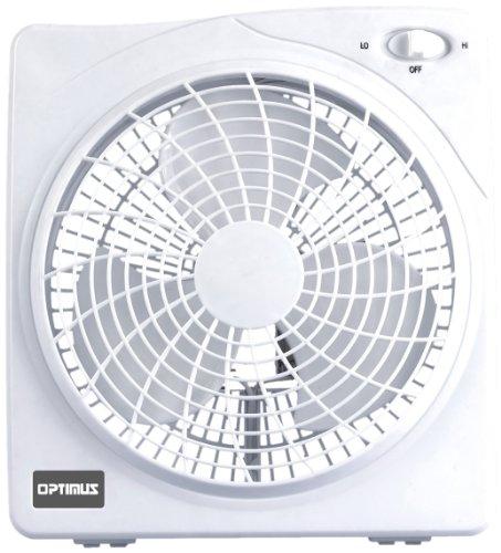 10 inch battery operated fan - 3