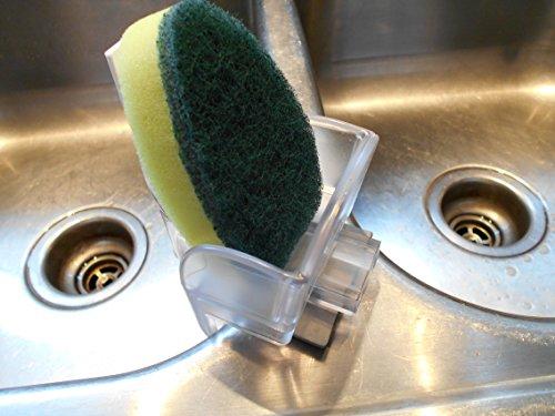 Scotch Brite Dishwand Soap Dispenser Sponge Holder Refills