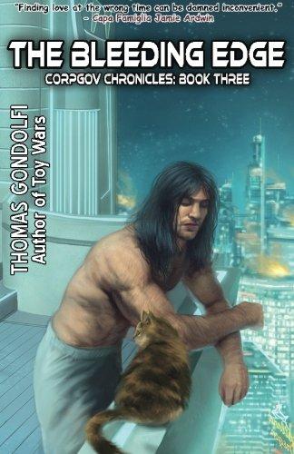 The Bleeding Edge (CorpGov Chronicles) (Volume 3)