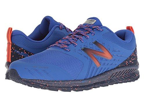 [new balance(ニューバランス)] メンズランニングシューズ?スニーカー?靴 Nitrel Pacific/Pigment 7 (25cm) D - Medium