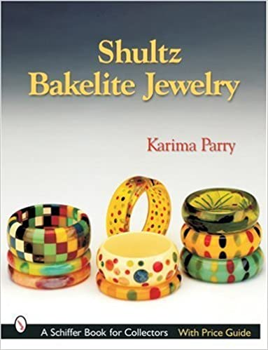 Book Shultz Bakelite Jewelry (Schiffer Book for Collectors) by Karima Parry (2007-07-01)