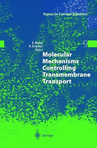 Molecular Mechanisms Controlling Transmembrane Transport (Topics in Current Genetics)