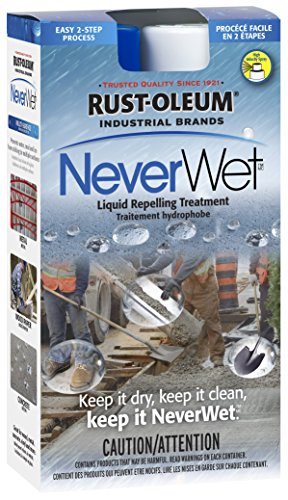 Rust-Oleum 275185 NeverWet Liquid Repelling Treatment Spray, Kit, 28-Ounce, 6-Pack