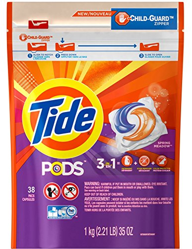 Tide Spring Detergent Remover Capsules product image
