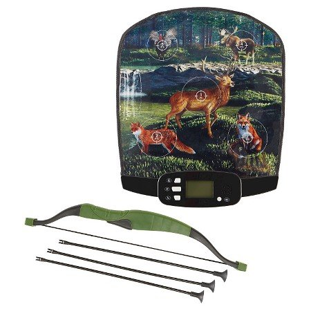 Bow Hunter Over The Door Electronic Game