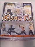 : micro icons kung-fu masters