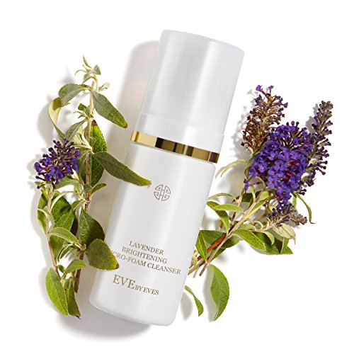 Eve by Eve's Japanese Lavender Micro-Foam Facial Cleanser -