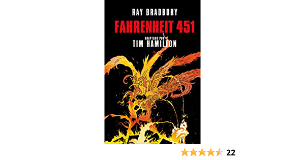Fahrenheit 451 Novela Gráfica Ray Bradbury S Fahrenheit 451 Best Seller Cómic Spanish Edition 9788466346818 Bradbury Ray Books