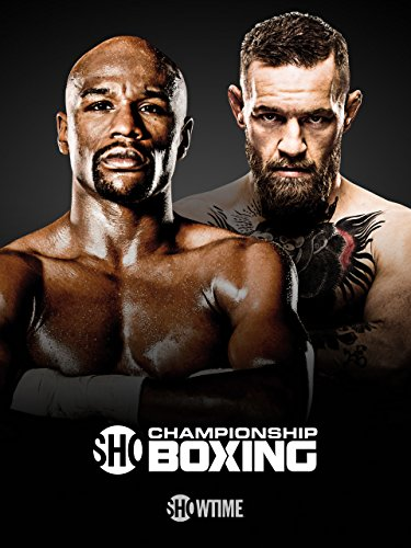 Showtime Championship Boxing: Mayweather vs. McGregor DB