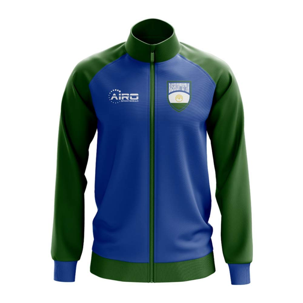 Airo Sportswear Bashkortostan Concept Football Track Jacket (Blau)