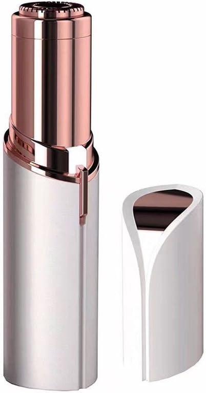 GOWOLD Afeitadora, Lápiz Labial Mini Instrumento de eliminación de ...