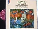 MERCURY RFR1- RAVEL- BOLERO- PAVANE- VALSES- ETC-- PAUL PARAY
