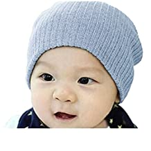 Baby Boys Beanie Hat, 1 to 3 years, Baby Blue