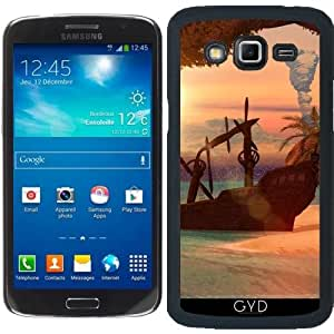 Funda para Samsung Galaxy Grand 2 (SM-G7105) - Naufragio by nicky2342