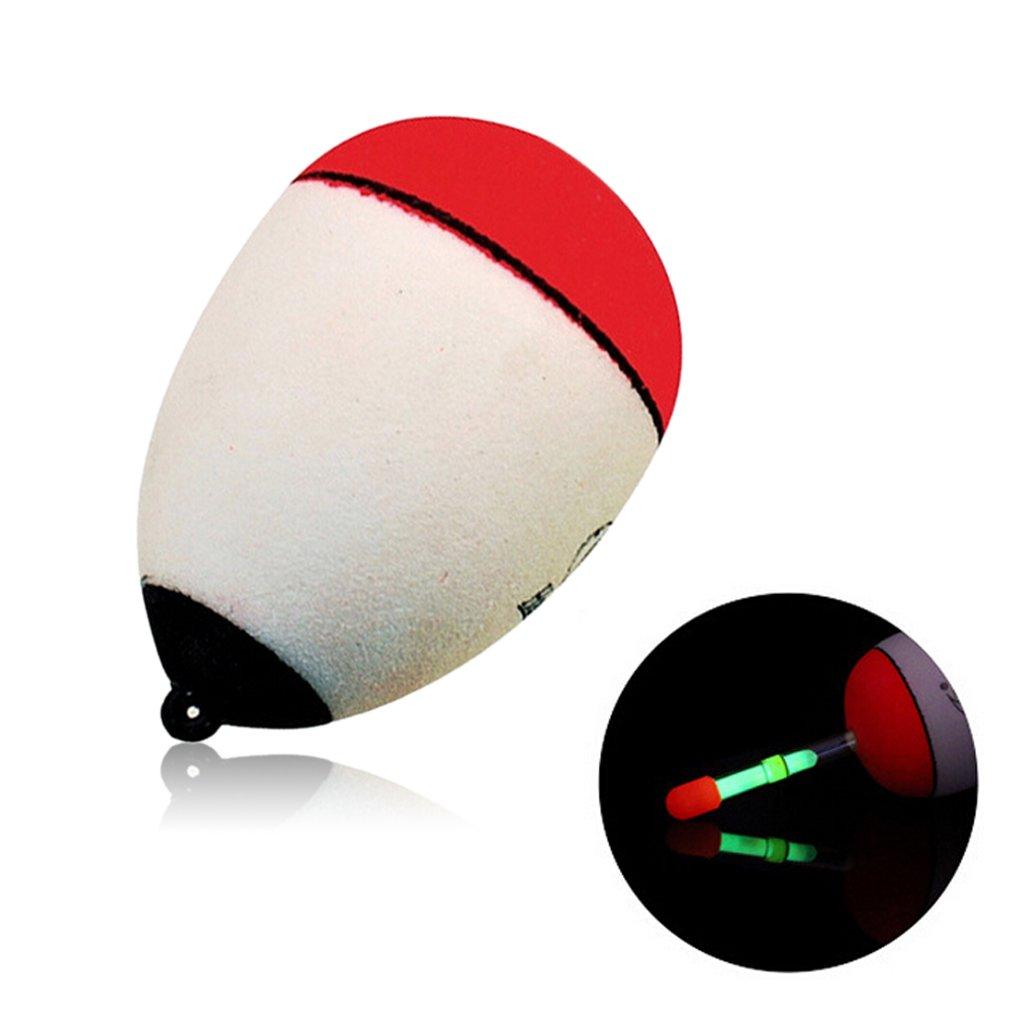 Flotador de pesca Electronic Bobber EVA Plastic Float Bite Alarm Tool: Amazon.es: Deportes y aire libre