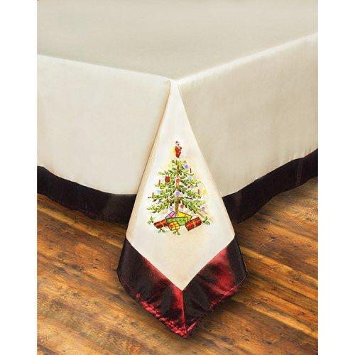 Spode Christmas Tree Tablecloth - 60 x 84