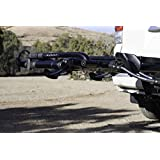 "Kuat NV 2.0 Two Bike 2"" Hitch Mounted Rack - Glossy Black"