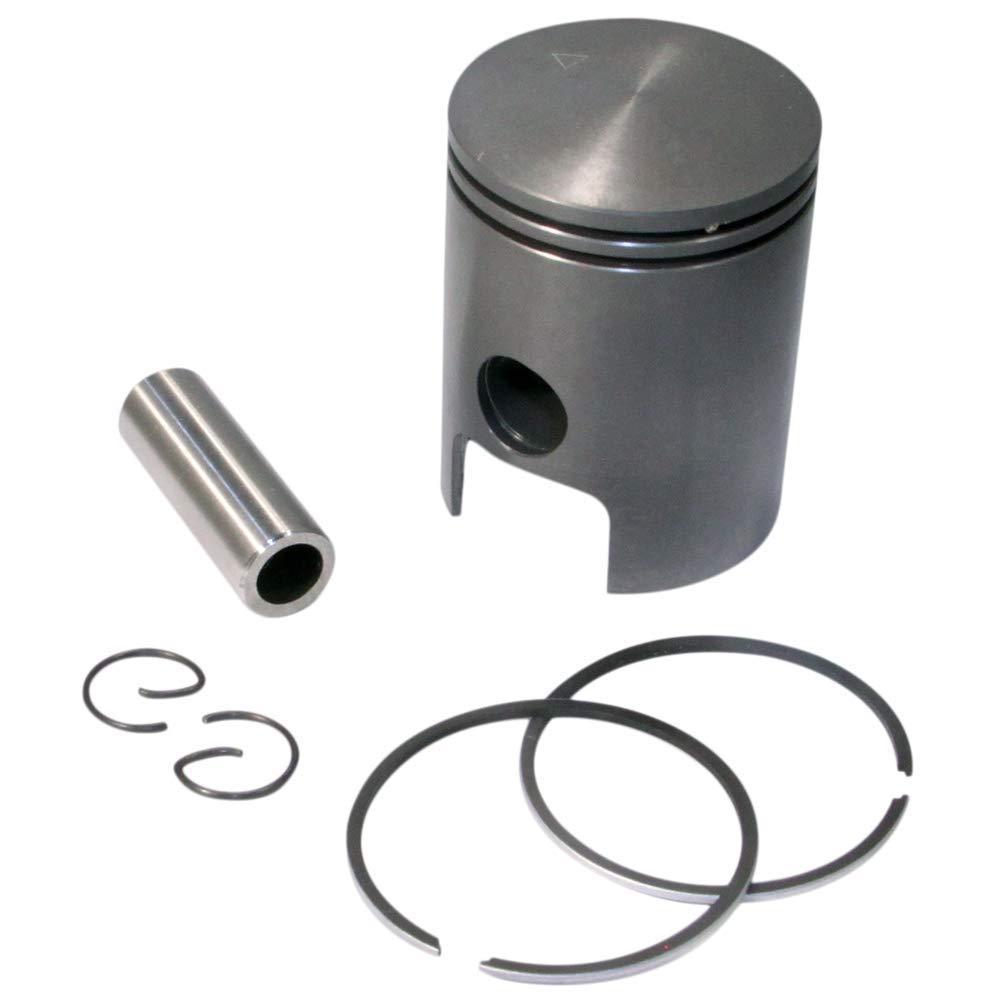 50 unidades Pist/ón clips segmento eje motor de tipo original moto Minarelli AM6