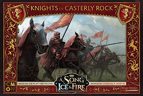 CMON A Song of Ice & Fire: Knights of Casterly Rock