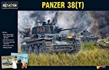 Warlord Games, Bolt Action - Panzer 38(t) - Wargaming miniatures