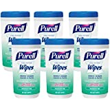 Purell Hand Sanitizing Wipes 40 Count Canister