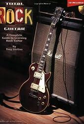 Total Rock Guitar Tab Book/Cd