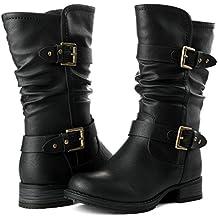 Global Win GLBALWIN Women's 17YY10 Fashion Boots