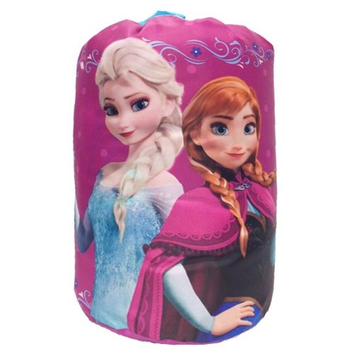 Fun Camping Activities Kids And Adults Will Love Disney Frozen Anna and Elsa Slumber Bag