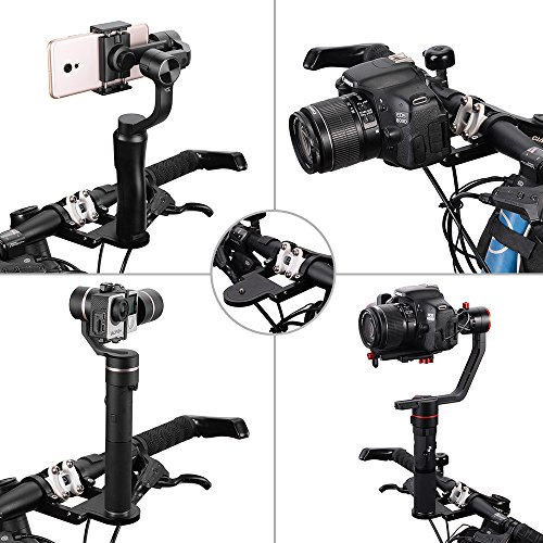 Stand Support Mount 31.8mm bar diameter for Zhiyun Crane 3 Smooth-Q 3-Axis Gimbal Stabilizer Feiyu Tech G4-QD Quick Dismantling 3-Axis Gimbal Stabilizer FeiyuTech Feiyu SPG C 3-Axis
