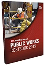 Bni Public Works Costbook 2015