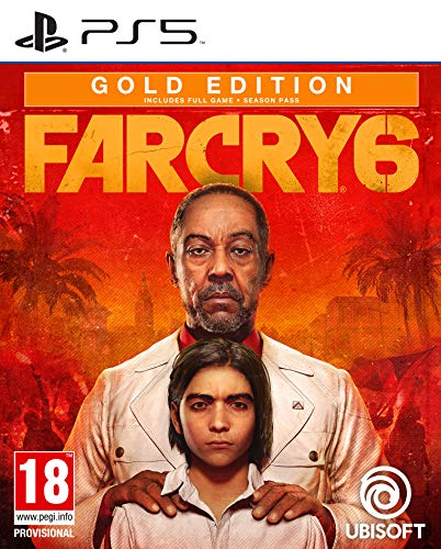 Far Cry 6 Gold Edition (PS5)