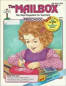 mailbox preschool magazine the mailbox the idea magazine for teachers feb mar 2000 318