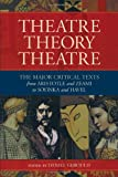 Theatre/Theory/Theatre: The Major Critical Texts from Aristotle and Zeami to Soyinka and Havel, , 1557835276
