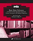 Basic Music Reference : A Guide for Nonspecialist Librarians, Library Assistants, and Student Employees, Green, Alan and Duffy, Michael J., 0895797453