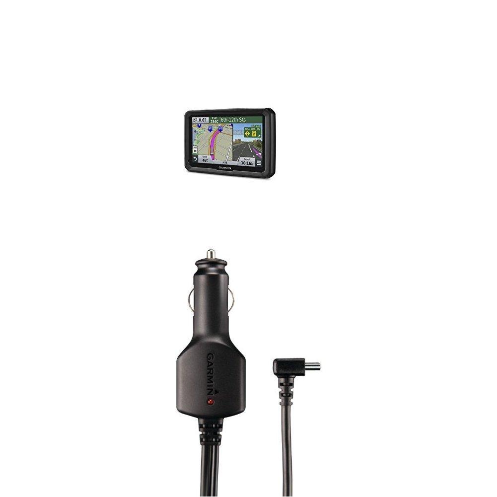 Garmin dezl 570LMT 5-Inch GPS Navigator and GTM 60 HD Digital Traffic Receiver