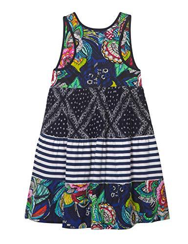 Desigual Girl Knit Dress Straps (Vest_Maseru), Vestito Bambina