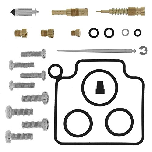 New 2001-2004 Honda Foreman Rubicon 500 Complete Carburetor Carb Repair Rebuild Kit (2003 Arctic Cat 500 Carburetor Rebuild Kit)