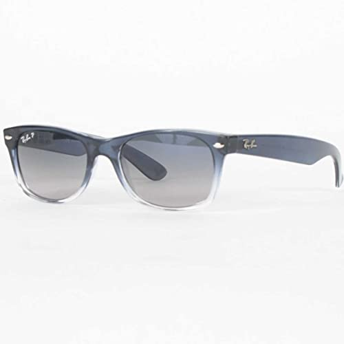 bdc4e29887 Ray-Ban RB 2132 822 78 New Wayfarer Blue Gradient