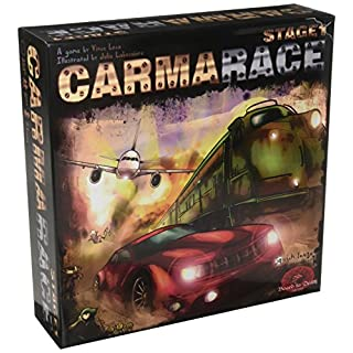 Carmarace Board Game
